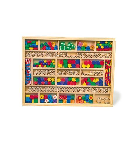 Caja de ensartar - 7589