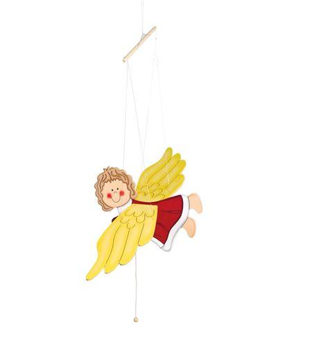 Ángel volador - 7637