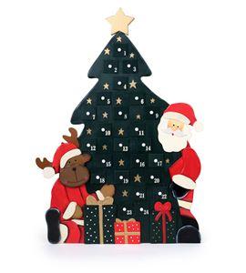 """Calendario de adviento """"temporada navideña"""" - 7699"""