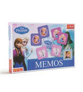Juego de memoria frozen - 7837