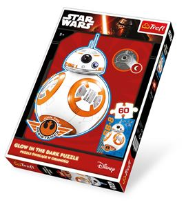 Puzle star wars bb-8 glow in the dark - 7861