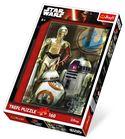Puzle star wars droids, 160 piezas