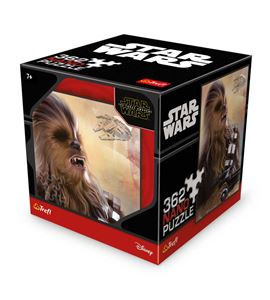 Puzle star wars nano chewbacca - 7865