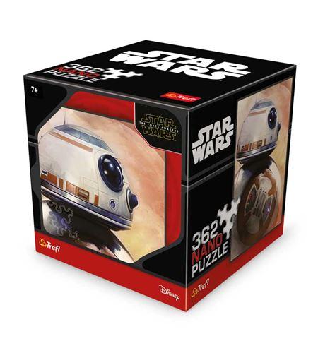 Puzle star wars nano bb-8, 362 piezas - 7866
