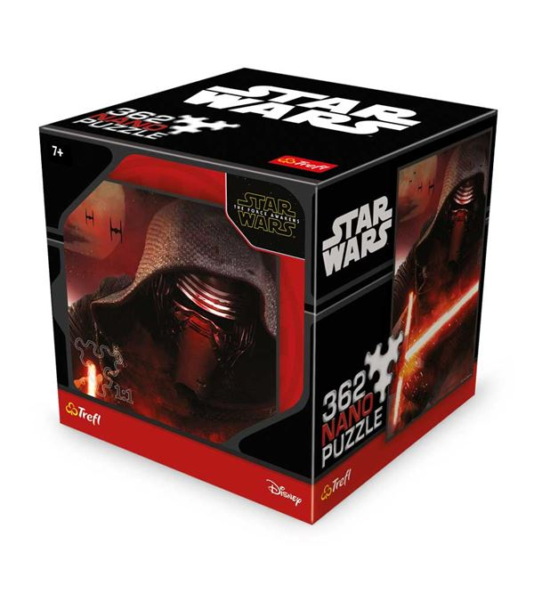 Puzzle Kylo REN /& Stormtropper Legler 7863 1000 Piezas Star War