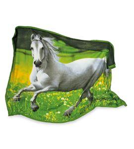 """Manta de felpa """"caballo"""" - 8070"""