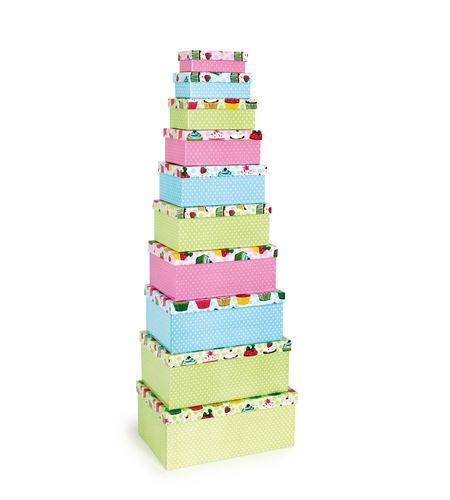 Caja pastelillo - 8366
