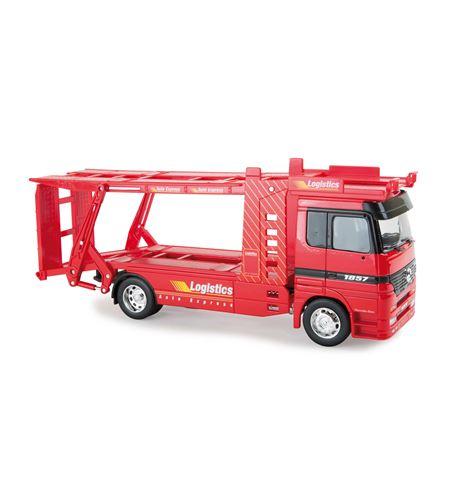 Vehículo de transporte en miniatura mercedes benz - 8588