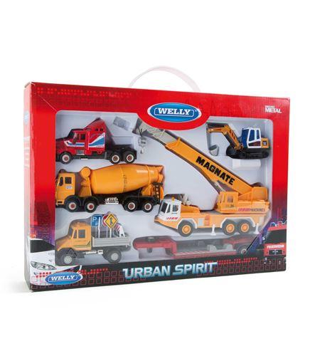 Vehículos en miniatura obras - 8598