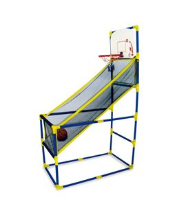 Canasta de baloncesto, movible - 9188