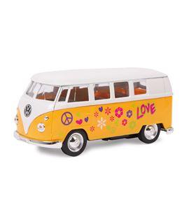 """Coche modelo """"vw bus t1 62 """" - 9329"""