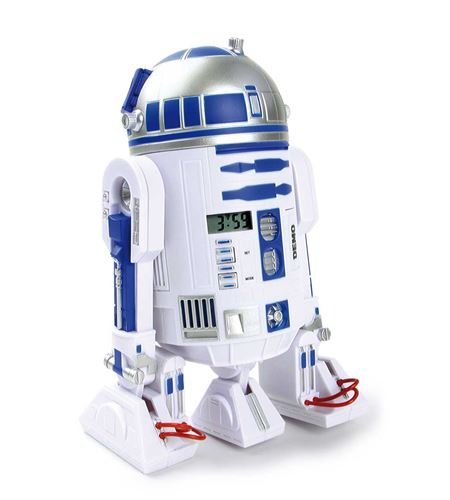 "Despertador star wars ""r2d2"" - 9356"