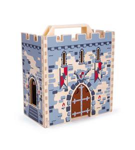 """Maletín """"castillo medieval´ - 9542"""