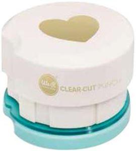 Perforadora clear-cut - corazón - 660708