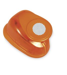 Perforadora - círculo festoneado 6,35 cm. - 8964300-1