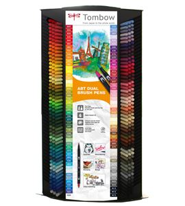 Expositor tombow dual brush pens - 300 - ABT_96C_HS_PBSEASY_1