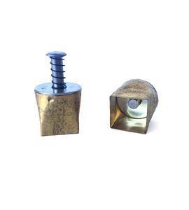 Cortador para arcilla - cuadrado 1,9cm. - PCBSQ