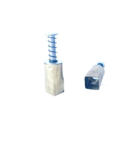 Cortador para arcilla - cuadrado 1,3cm. - PC1SQ