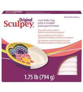 Original sculpey - blanco 794 gr. - S2