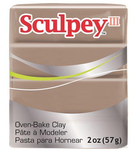 Sculpey iii - hazelnut 57gr. - 31657