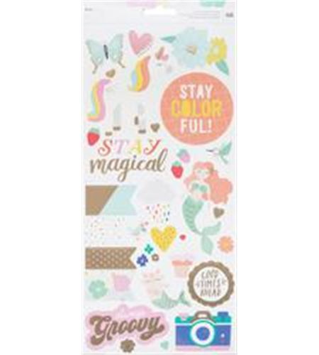 Set de stickers - magical - 346486