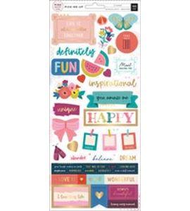 Set de stickers - inspirational - 310634