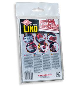 Set de 2 láminas de linóleo 152x101 - 3.2-L2-2