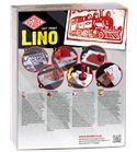 Set de 10 láminas de linóleo 305x203mm