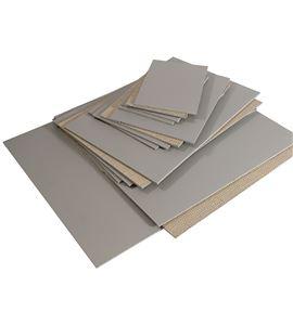 Set de 10 láminas de linóleo 450x450mm - LINO 10 PACK '17 COPY