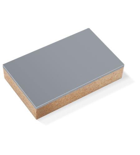 Set de 5 láminas de linóleo montadas 406x305mm - MOUNTED LINO RECTANGLE