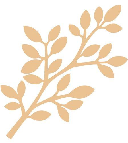 Set de siluetas 3 hojas - 14001249