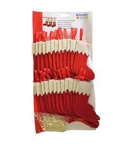 Calendario de adviento - calcetines - 13070066-1