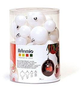 Set de bolas de árbol de navidad para decorar - 14090003
