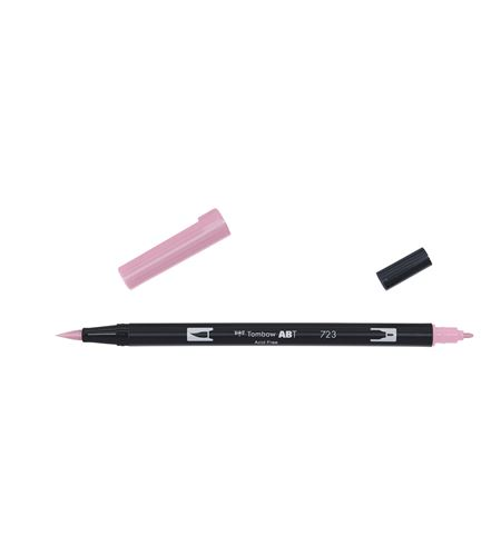 Tombow dual brush-pink - ABT_723_OPEN