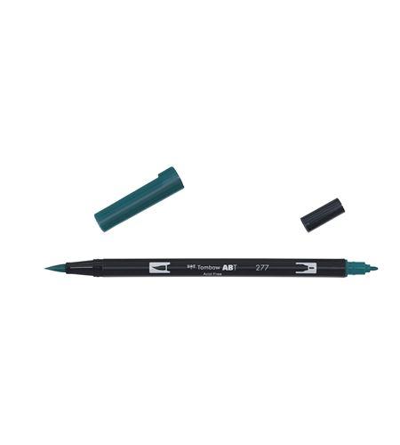Tombow dual brush-dark green - ABT_277_OPEN