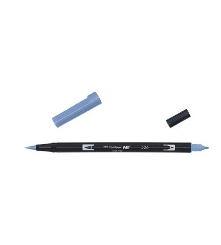 Tombow dual brush-true blue - ABT_526_OPEN