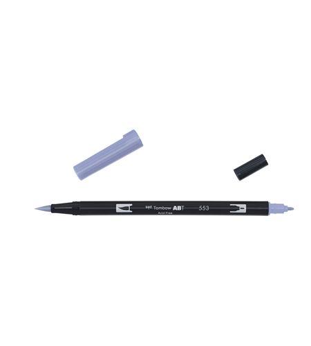 Tombow dual brush-mist purple - ABT_553_OPEN