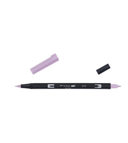 Tombow dual brush-royal purple - ABT_673_OPEN
