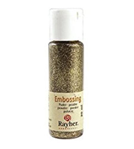 Polvo de embossing - dorado - 28000620