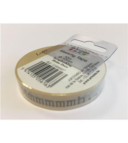 Masking tape beige - mmmmh... - 11006607