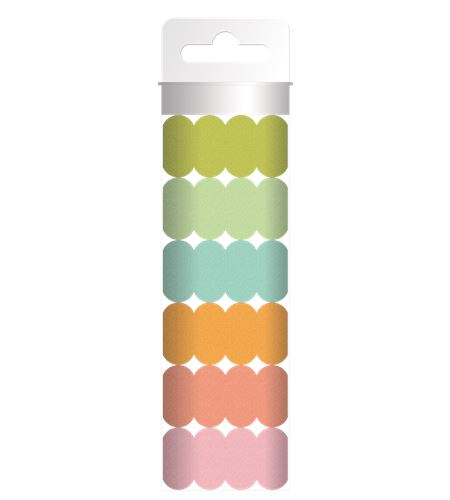 Pack masking tapes - colores lisos - 11060171