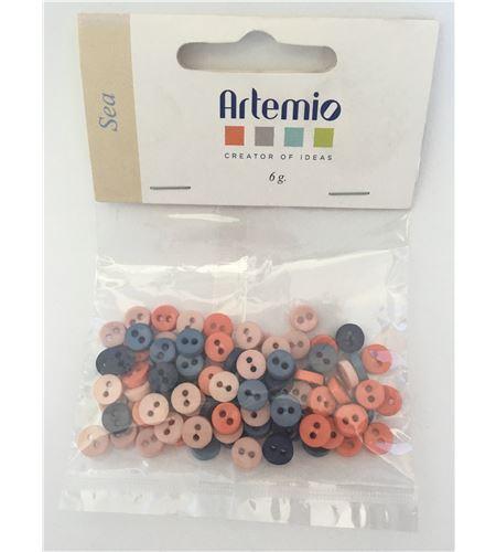 Set de mini botones - sea - 11006557