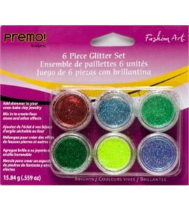 Kit de purpurina de colores brillantes - AMBRGS