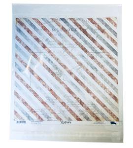 Funda de plástico para papel de scrapbook - EMBASACHET31