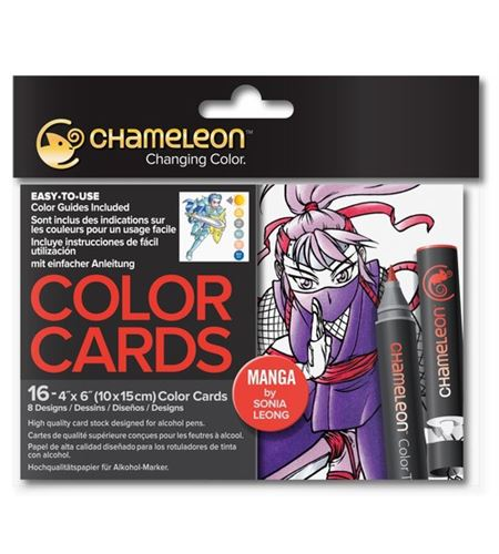 Color cards - manga - CC0109