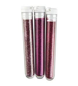 Set de purpurina en polvo - rosa - 3940300-01_PF