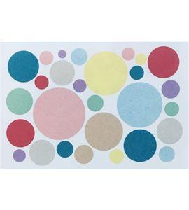 Vinilo de pared - círculos diferentes tamaños - 22001002