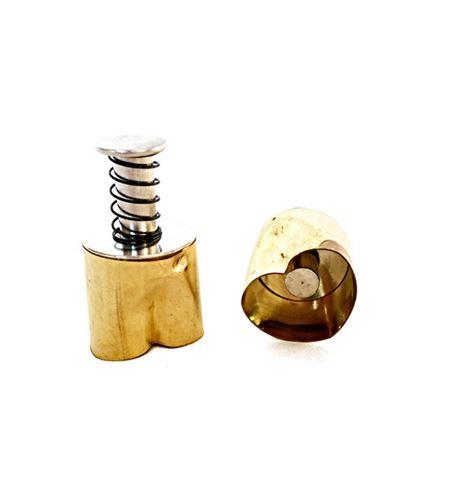 Cortador para arcilla - corazón 1,9cm. - PCBH