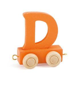 Tren de letras colorido d - 10354