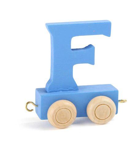 Tren de letras colorido f - 10356